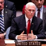 Pence asks UN to recognize Guaido as Venezuela's leader