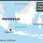 Tsunami warning lifted after strong quake hits off Indonesia
