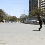 Suicide bombers attack Afghan ministry in downtown Kabul