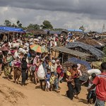 UN officials for continuing int'l support for Rohingyas