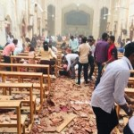 New Delhi strongly condemns terror attacks in Sri Lanka