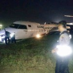 Biman's aircraft skids off Yangon runway, 19 injured