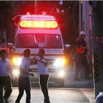 Car ploughs into young children in Japan, leaving several injured