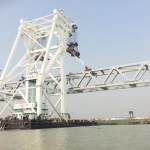 1,800 meters of Padma Bridge now visible
