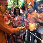 India election results: Modi winning majority