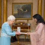 Bangladesh HC presents credentials to Queen Elizabeth II