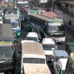 Body formed to bring movement of illegal vehicles under control