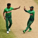 Mustafizur's five-for restricts India to 314-9
