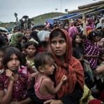 Myanmar team visits Rohingya camp in Ukhiya