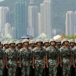 China says army can be deployed at Hong Kong's request