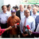 Action to be taken for releasing wastes into rivers: Tajul