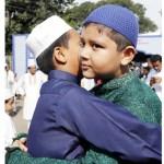 Eid-ul-Azha being celebrated with festivity