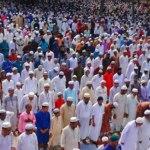 Eid Jamaat held at Sholakia amid unprecedented security