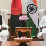 "Modi praises Hasina's ""zero tolerance"" policy against terrorism"