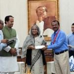 PM donates Tk 140 crore to 8 organizations