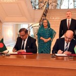 Dhaka, Baku sign agreement on cultural exchange