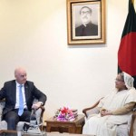 FIFA to continue support for promotion of Bangladesh's football, Infantino tells PM