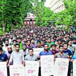 Abrar murder: BUET VC to sit with students at 5 pm