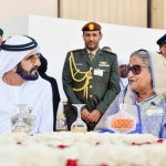 PM witnesses gleaming Dubai air show