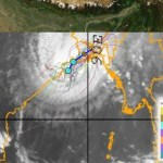 Cyclone makes landfall ravaging southwestern Bangladesh coast