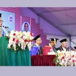 President asks teachers not to compromise with principles