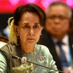 Suu Kyi slammed for 'silence' over Myanmar genocide claims