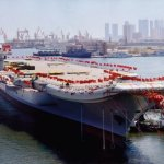 China's second aircraft carrier enters service: CCTV