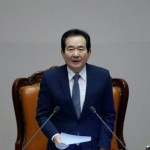 Seoul appoints 'Mr Smile' as prime minister