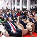 Diplomats join AL national council at Suhrawardi Udyan