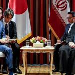 Iran's Rouhani to meet Japan PM amid tension with US