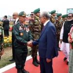 President, PM attend Victory Day parade