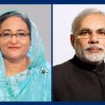 Modi phones Sheikh Hasina, extends New Year greetings