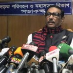 35 Chinese workers of Padma Bridge project under observation: Quader