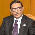 Vested quarter out to tarnish govt's image: Quader