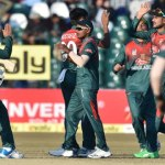 Tigers lose first T20I by 5 wickets against Pakistan