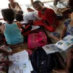 Bangladesh allows education for Rohingya refugee children