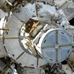 Spacewalking astronauts wrap up battery improvements