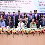 Four DU teachers, 16 students get 'Dean's Award'