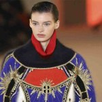 Balmain fashion: Celine gets refined