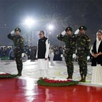 President, PM pay homage to Language Heroes