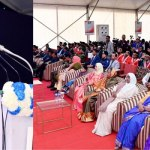 Launch social movement against use of polythene: President