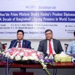 Momen for branding Bangladesh anew centering Mujib Year