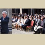 President attends Uruguay's Presidential Command Transfer Ceremony