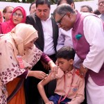 Maleque inaugurates `Measles-Rubella Campaign 2020