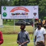 Army opens free market, medical campaign in Cox's Bazar