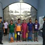 19 inmates freed from Bagerhat jail