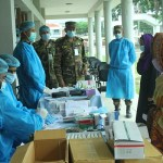 Army provides free treatment to pregnant women in Sreemangal