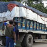 Two trucks of govt wheat seized in Satkhira: Four held