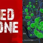 Dhaka city's 45 areas to be designated as 'Red Zones' on Monday