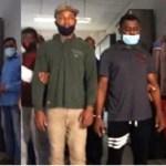 Fraudsters embezzle Tk 5cr, Bangladeshi woman, 12 Nigerians arrested